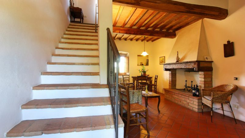 Apartment Colombaia - 75sqm - Independent heating - Free WiFi - 3 beds