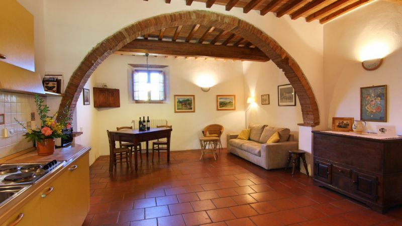 Apartment Leccio - 90sqm - Independent heating - Free WiFi - 4 beds
